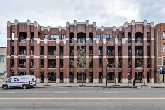 1417 W Chicago Avenue #2, Chicago, IL 60642 (MLS #11058960) :: Touchstone Group