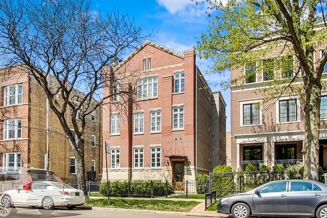 1544 W Addison Street #3, Chicago, IL 60613 (MLS #11058996) :: Touchstone Group