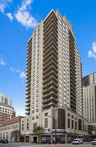 635 N Dearborn Street #1806, Chicago, IL 60654 (MLS #11059025) :: Touchstone Group