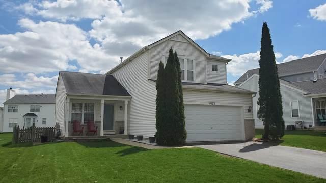 1628 Arborwood Circle, Romeoville, IL 60446 (MLS #11059029) :: Ryan Dallas Real Estate