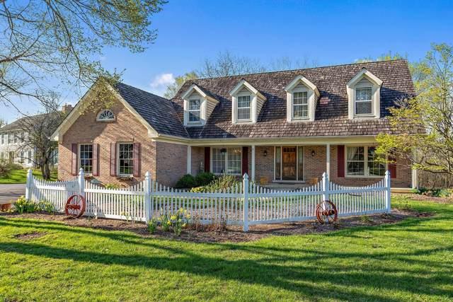 25883 W Medinah Lane, Tower Lakes, IL 60010 (MLS #11059030) :: Helen Oliveri Real Estate