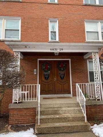 6831 N Hamilton Avenue 1W, Chicago, IL 60645 (MLS #11059050) :: RE/MAX IMPACT