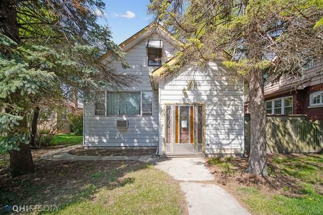17842 Park Avenue, Homewood, IL 60430 (MLS #11059071) :: Helen Oliveri Real Estate