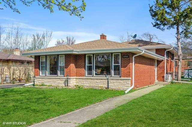 4444 Greenleaf Avenue, Lincolnwood, IL 60712 (MLS #11059139) :: RE/MAX IMPACT