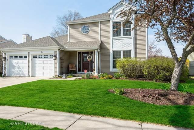 24 Mckinley Lane, Streamwood, IL 60107 (MLS #11059141) :: Helen Oliveri Real Estate