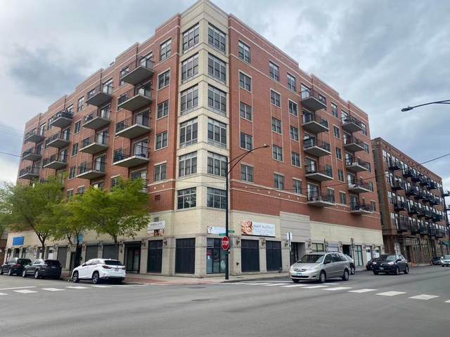 2322 S Canal Street #504, Chicago, IL 60616 (MLS #11059193) :: RE/MAX IMPACT