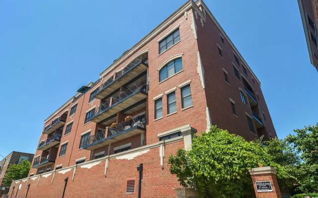 2801 N Oakley Avenue #308, Chicago, IL 60618 (MLS #11059197) :: Helen Oliveri Real Estate