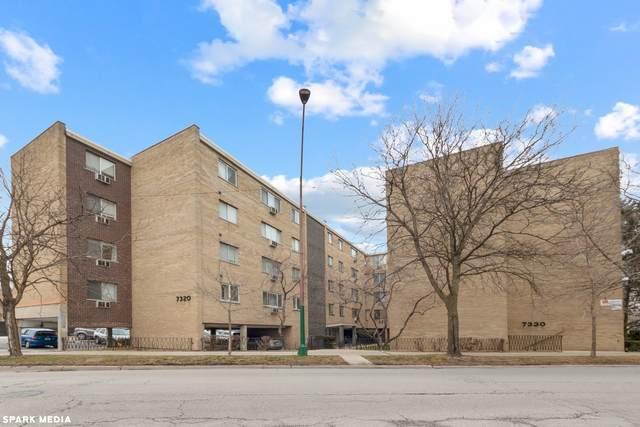 7320 N Rogers Avenue #315, Chicago, IL 60626 (MLS #11059208) :: Helen Oliveri Real Estate