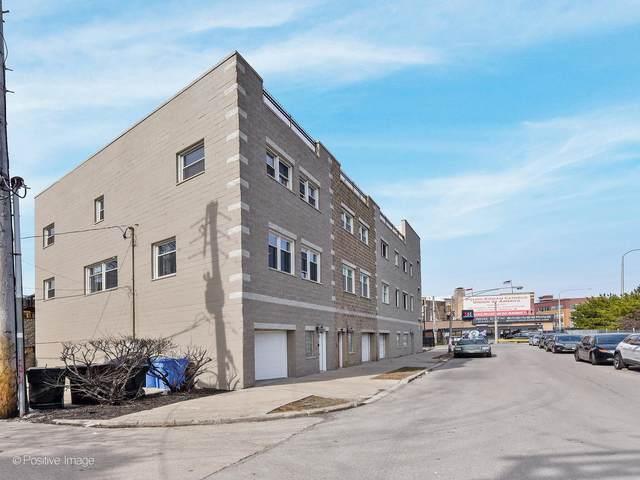 916 N Elizabeth Street, Chicago, IL 60642 (MLS #11059216) :: Helen Oliveri Real Estate