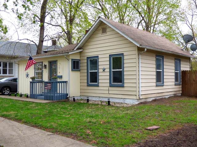 116 W Reynolds Street, Pontiac, IL 61764 (MLS #11059218) :: Ryan Dallas Real Estate