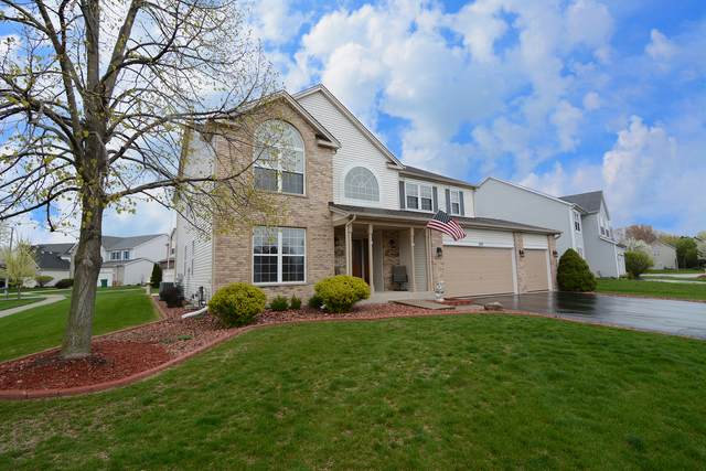 1810 Arbor Falls Drive, Plainfield, IL 60586 (MLS #11059237) :: The Spaniak Team