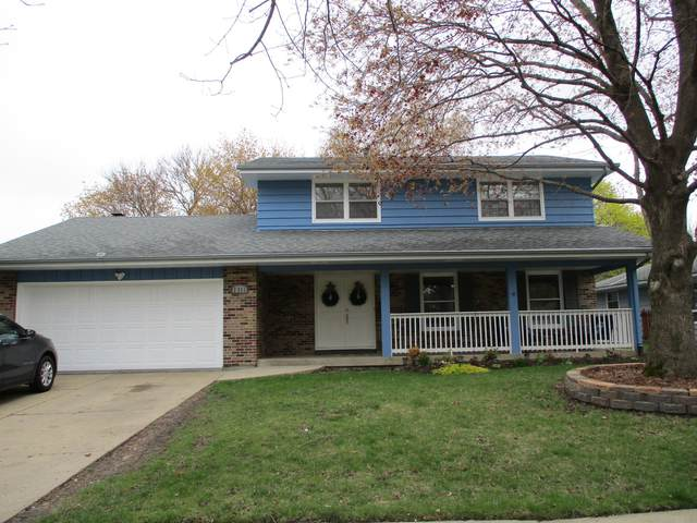 2311 Mayflower Drive, Aurora, IL 60506 (MLS #11059255) :: Helen Oliveri Real Estate