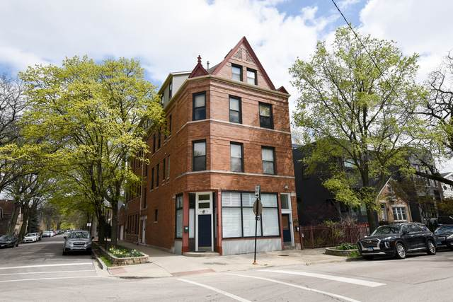 2075 N Oakley Avenue 3R, Chicago, IL 60647 (MLS #11059256) :: Helen Oliveri Real Estate