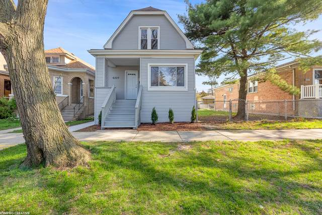 6337 W Patterson Avenue, Chicago, IL 60634 (MLS #11059271) :: Helen Oliveri Real Estate