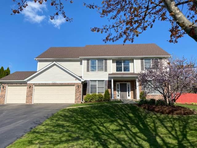 1360 Hunters Rdg W, Hoffman Estates, IL 60192 (MLS #11059289) :: Helen Oliveri Real Estate