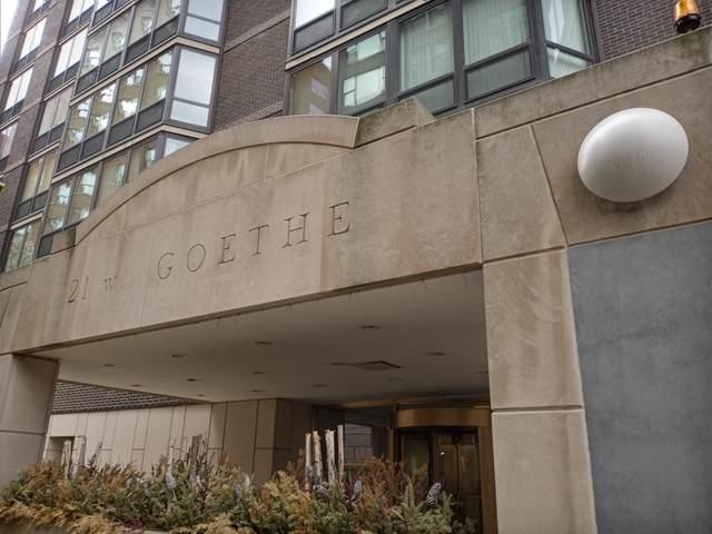 21 W Goethe Street 12D, Chicago, IL 60610 (MLS #11059303) :: Helen Oliveri Real Estate