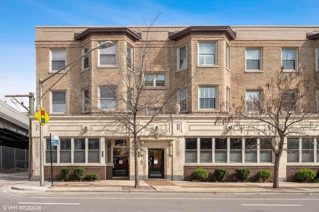 1116 W Leland Avenue 3B, Chicago, IL 60640 (MLS #11059306) :: Helen Oliveri Real Estate
