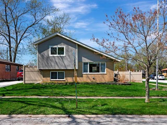 14500 Keeler Avenue, Midlothian, IL 60445 (MLS #11059321) :: Helen Oliveri Real Estate