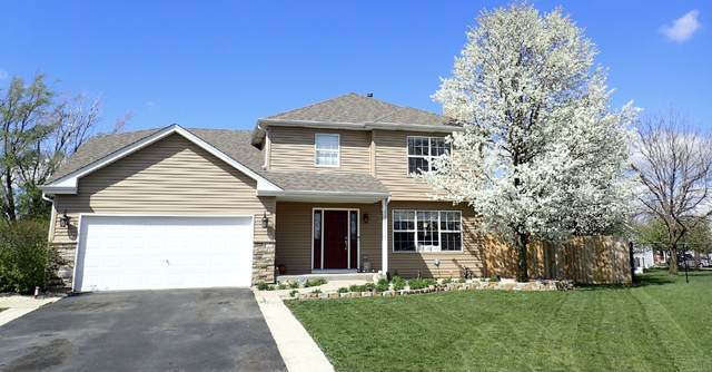 1304 N Shannon Court, Minooka, IL 60447 (MLS #11059326) :: Helen Oliveri Real Estate