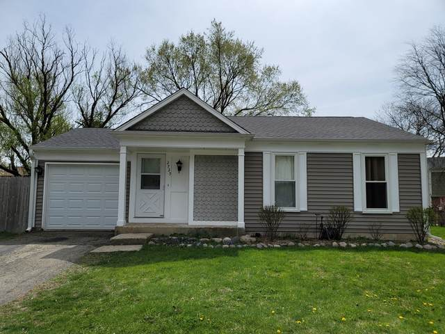 2725 Crosscreek Court, Aurora, IL 60502 (MLS #11059339) :: Carolyn and Hillary Homes