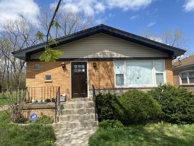 138 E 124th Street, Chicago, IL 60628 (MLS #11059351) :: RE/MAX IMPACT