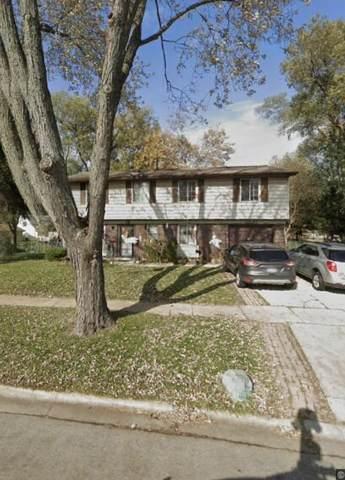 2260 Walnut Avenue, Hanover Park, IL 60133 (MLS #11059369) :: Ryan Dallas Real Estate