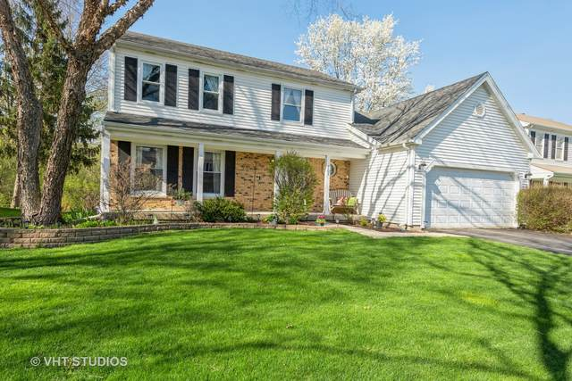 705 Hunters Way, Fox River Grove, IL 60021 (MLS #11059417) :: Helen Oliveri Real Estate