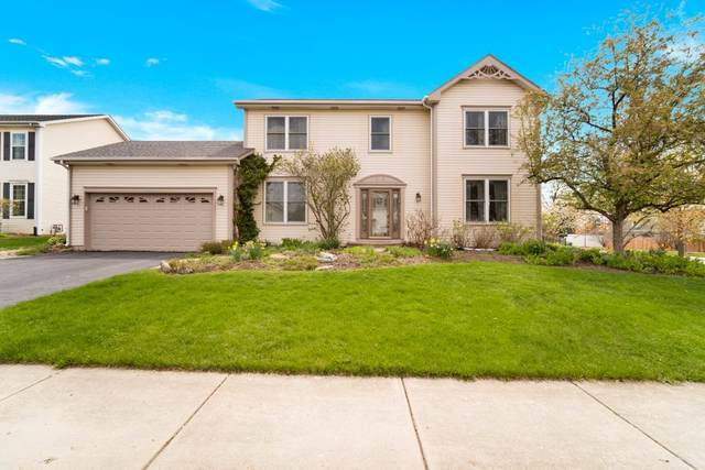 1105 Four Seasons Lane, Bolingbrook, IL 60440 (MLS #11059443) :: Angela Walker Homes Real Estate Group