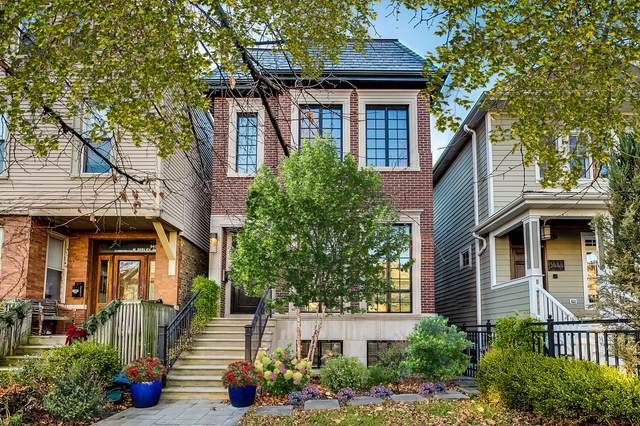 3442 N Seeley Avenue, Chicago, IL 60618 (MLS #11059530) :: RE/MAX IMPACT