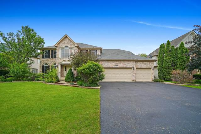 3327 Hollis Circle, Naperville, IL 60564 (MLS #11059534) :: BN Homes Group