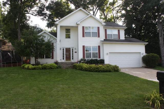 1037 Rosewood Drive, Carpentersville, IL 60110 (MLS #11059543) :: The Spaniak Team