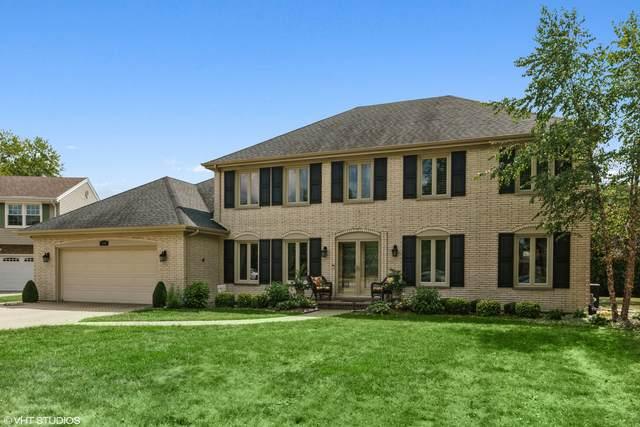 18W719 Avenue Chateaux Avenue E, Oak Brook, IL 60523 (MLS #11059579) :: BN Homes Group