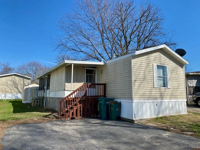 37 Cedar Street, Minooka, IL 60447 (MLS #11059598) :: RE/MAX IMPACT