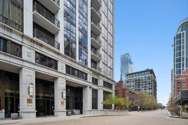 233 E 13th Street #602, Chicago, IL 60605 (MLS #11059619) :: Helen Oliveri Real Estate