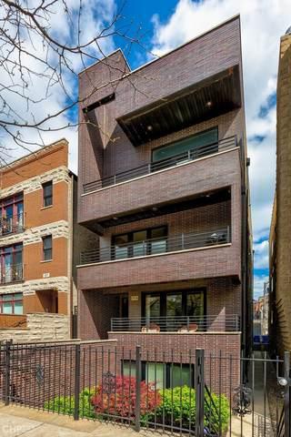 1515 N Bosworth Avenue #1, Chicago, IL 60642 (MLS #11059675) :: RE/MAX IMPACT
