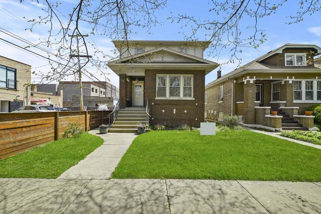 1230 N Taylor Avenue, Oak Park, IL 60302 (MLS #11059680) :: Angela Walker Homes Real Estate Group