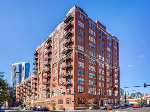 360 W Illinois Street #425, Chicago, IL 60654 (MLS #11059728) :: RE/MAX IMPACT