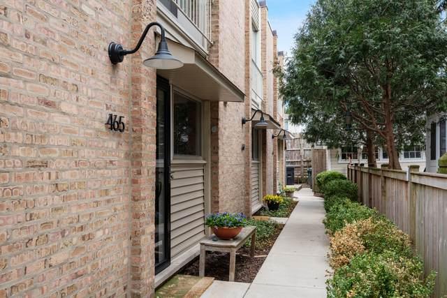 469 Linden Street, Winnetka, IL 60093 (MLS #11059790) :: Helen Oliveri Real Estate