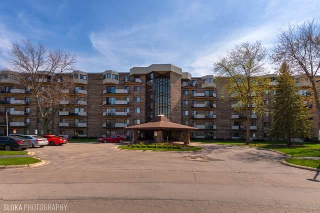 1275 E Baldwin Lane #504, Palatine, IL 60074 (MLS #11059808) :: Littlefield Group