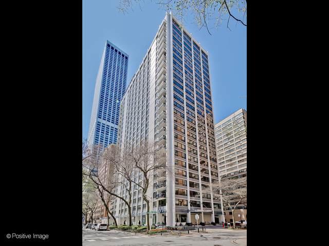 222 E Pearson Street #1206, Chicago, IL 60611 (MLS #11059814) :: RE/MAX IMPACT