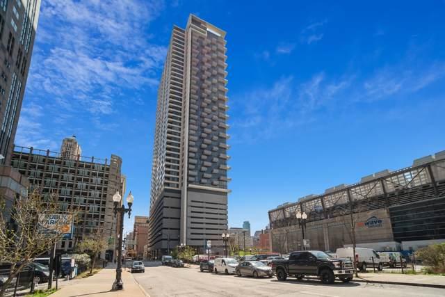 235 W Van Buren Street #3615, Chicago, IL 60607 (MLS #11059877) :: RE/MAX IMPACT
