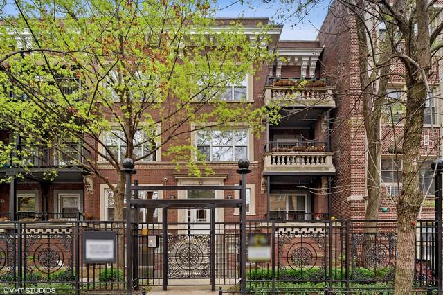 5057 N Kenmore Avenue #3, Chicago, IL 60640 (MLS #11059925) :: Littlefield Group
