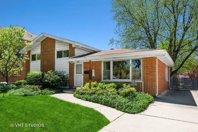 301 Vista Drive, Wilmette, IL 60091 (MLS #11059926) :: Helen Oliveri Real Estate