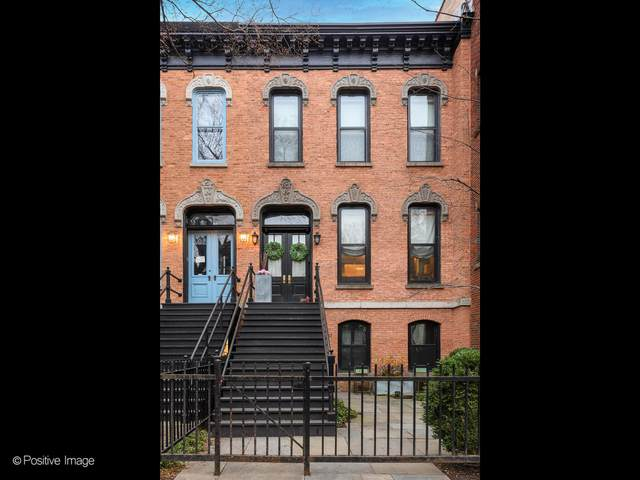 437 W Webster Avenue, Chicago, IL 60614 (MLS #11059946) :: RE/MAX IMPACT