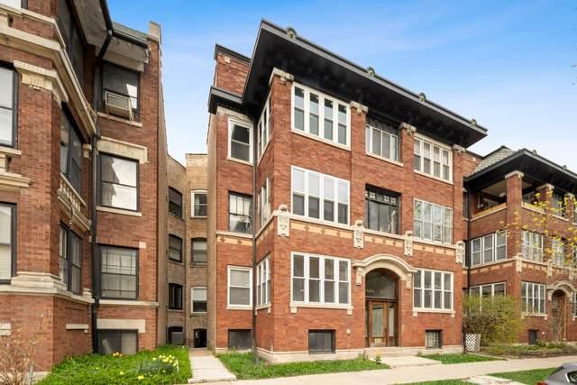 5484 S Everett Avenue #1, Chicago, IL 60615 (MLS #11059982) :: RE/MAX IMPACT
