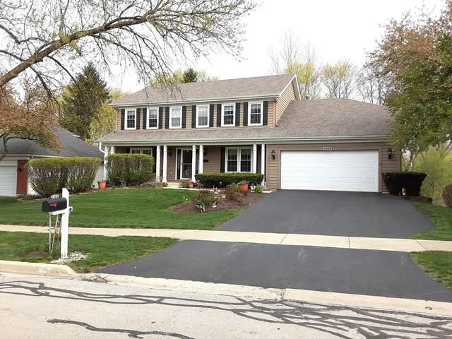 1369 E Gartner Road, Naperville, IL 60540 (MLS #11060006) :: Ryan Dallas Real Estate