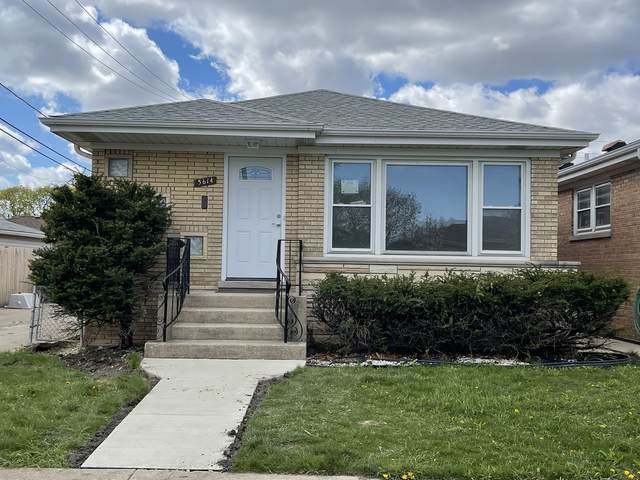 5614 N Odell Avenue, Chicago, IL 60631 (MLS #11060020) :: Jacqui Miller Homes