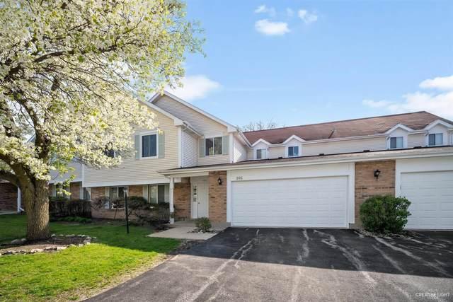 395 Springlake Lane C, Aurora, IL 60504 (MLS #11060070) :: Littlefield Group