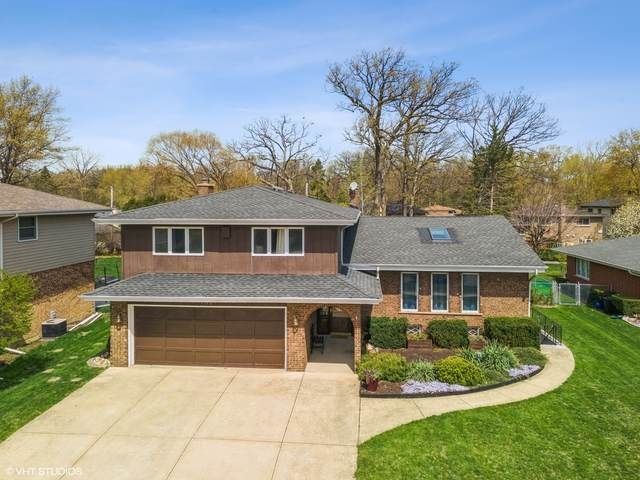 181 Spring Oaks Drive, Wood Dale, IL 60191 (MLS #11060128) :: The Dena Furlow Team - Keller Williams Realty