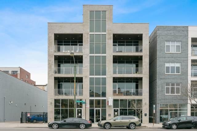 830 N Ashland Avenue 2N, Chicago, IL 60622 (MLS #11060161) :: RE/MAX IMPACT
